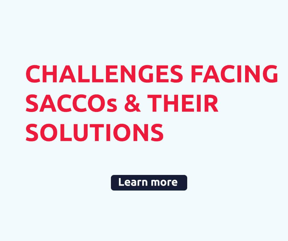 challenges facing SACCOs